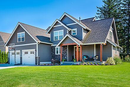 House Plan 40934