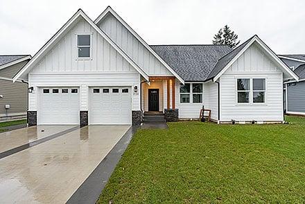 House Plan 40945