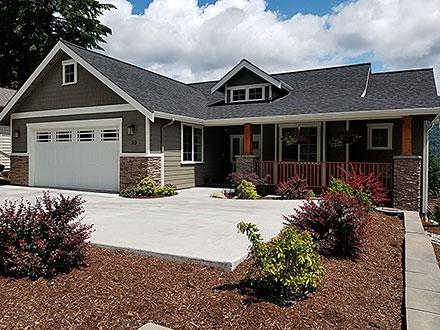 House Plan 40950