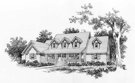 House Plan 41004