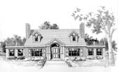 Plan Number 41012 - 2276 Square Feet