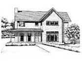 House Plan 41015