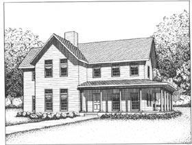 House Plan 41018