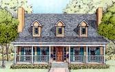House Plan 41021