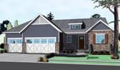 Plan Number 41105 - 2161 Square Feet