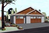 Garage Plan 41114