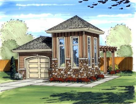 Garage Plan 41125