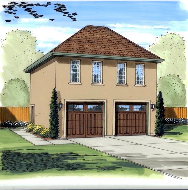 Garage Plan 95833 At Familyhomeplans Com: Garage Plan 41129 At FamilyHomePlans.com
