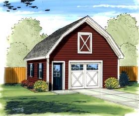 Garage Plan 41136