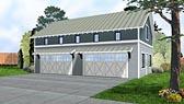 Garage Plan 41145