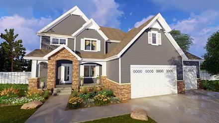 House Plan 41146