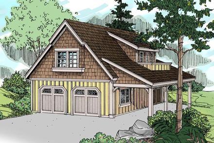 Garage Plan 41150