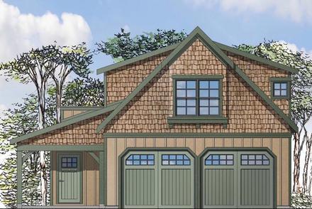 Garage Plan 41153