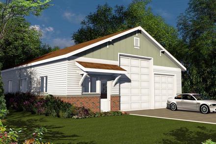 Garage Plan 41155