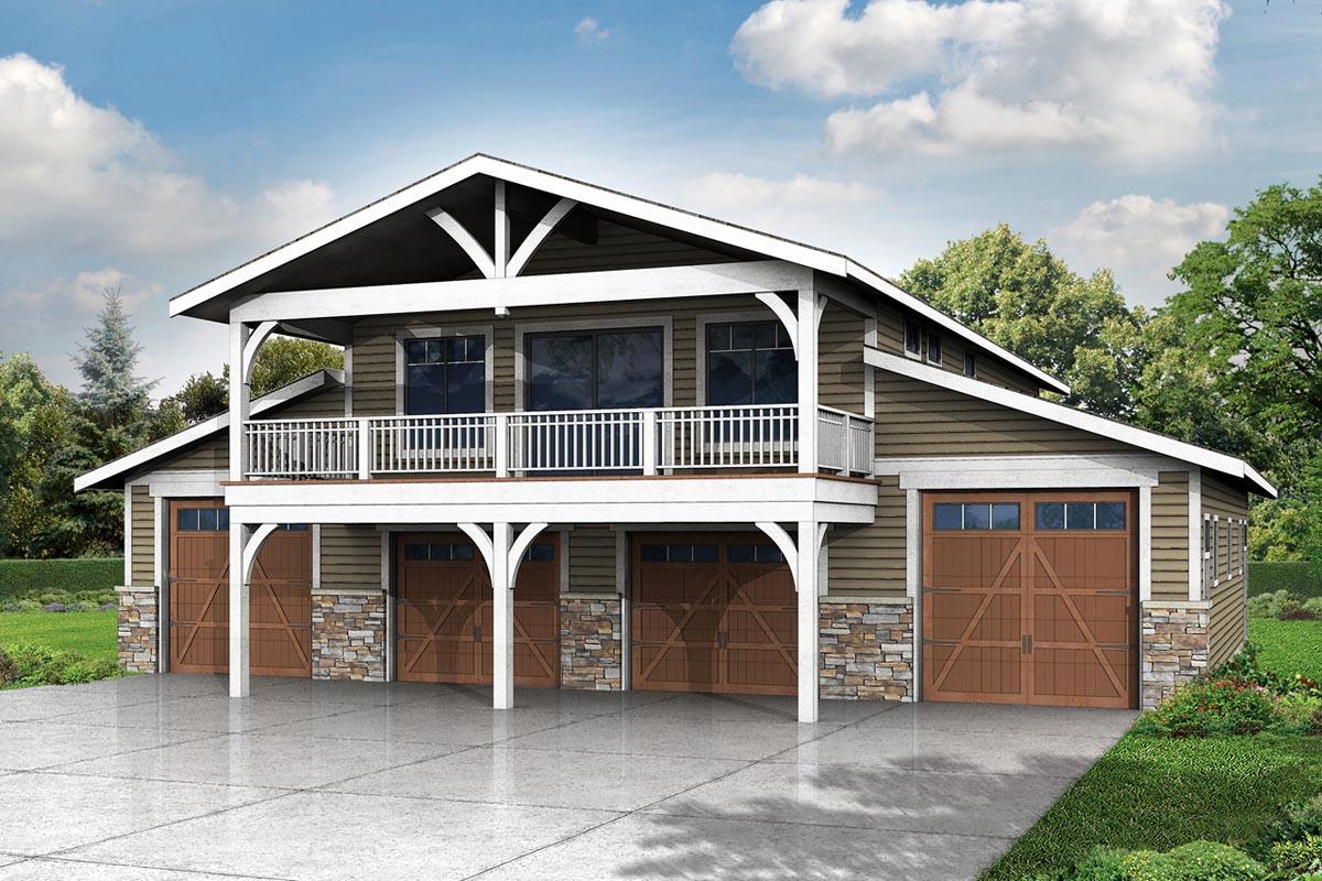 Garage Plan 41159 At