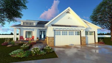 House Plan 41174