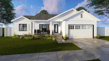 House Plan 41184