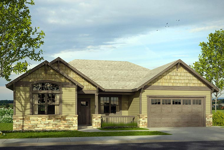 House Plan 41207 At