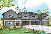 Multi-Family Plan 41260