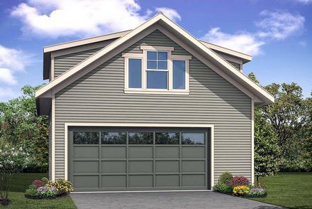Garage Plan 41281