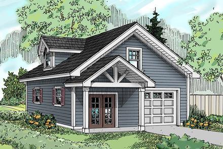 Garage Plan 41292