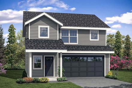 House Plan 41304