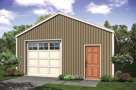 Garage Plan 41316
