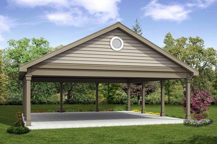 Garage Plan 41326