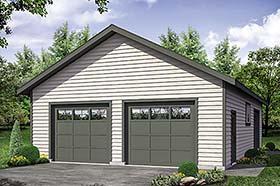 Garage Plan 41332