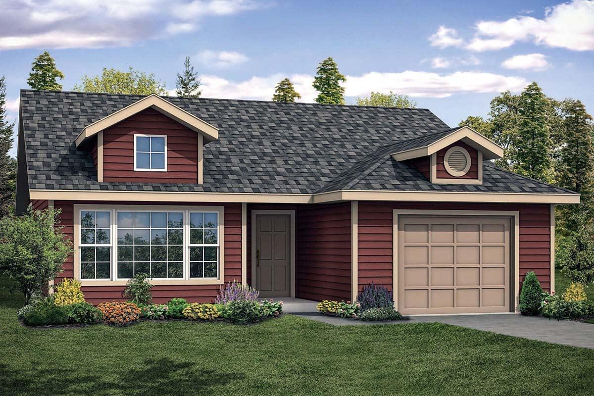 House Plan 41334