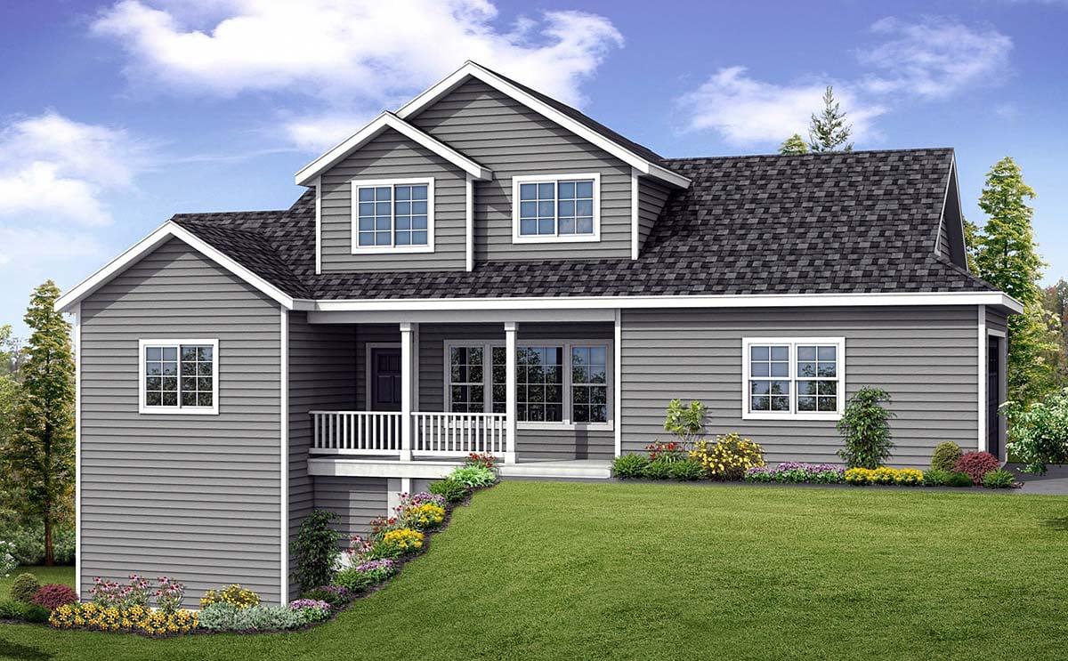 House Plan 41390