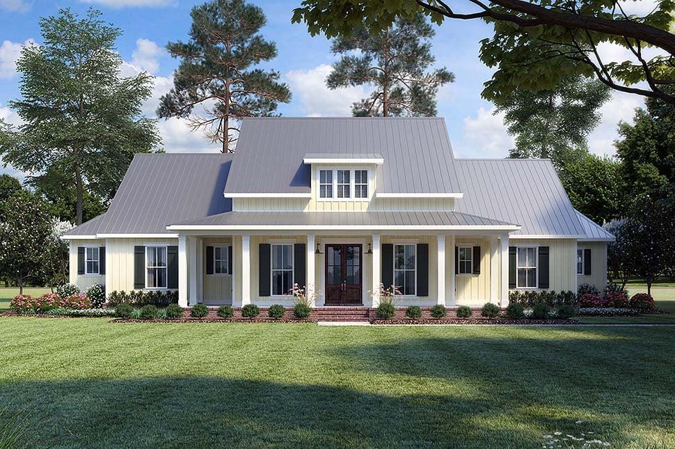 House Plan 41400