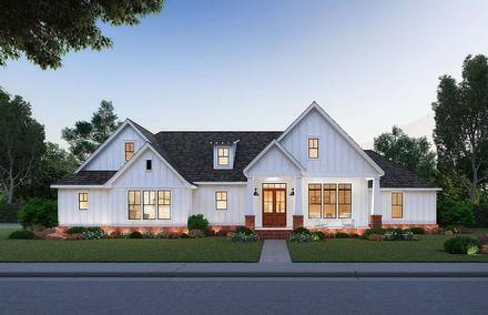 House Plan 41402