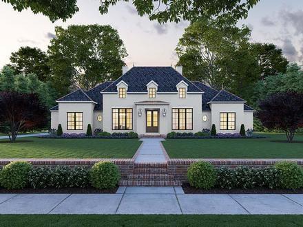 House Plan 41408