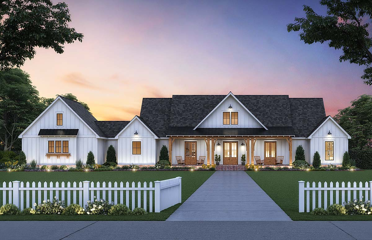 House Plan 41412