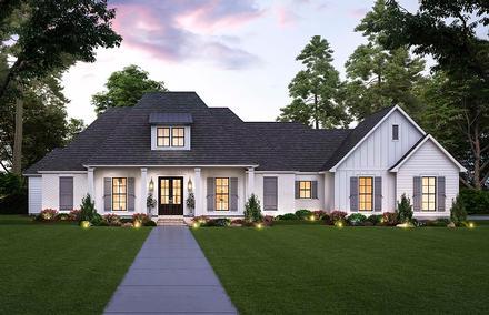 House Plan 41425
