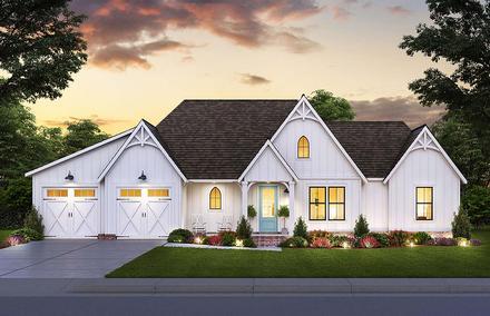 House Plan 41428