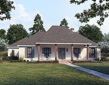 House Plan 41432