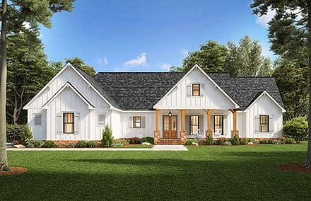 House Plan 41436