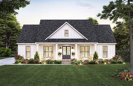 House Plan 41438