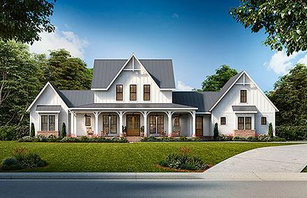 House Plan 41442