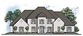 Plan Number 41503 - 3972 Square Feet