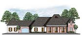 Plan Number 41561 - 4036 Square Feet