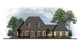 Plan Number 41563 - 3442 Square Feet