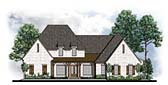Plan Number 41566 - 4086 Square Feet
