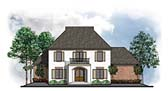 Plan Number 41571 - 3603 Square Feet