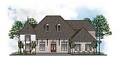 Plan Number 41572 - 4085 Square Feet