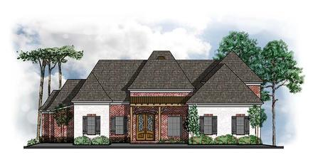 House Plan 41577