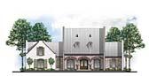 Plan Number 41590 - 3323 Square Feet