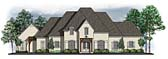 Plan Number 41611 - 3957 Square Feet